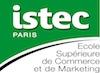 Logo ISTEC Ecole supÇrieure de commerce et de marketing maj. 26-10-09